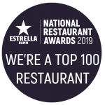 Estrella Damm - Top 100 National Restaurant Awards