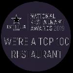 Estrella Damm - Top 100 National Restaurant Awards
